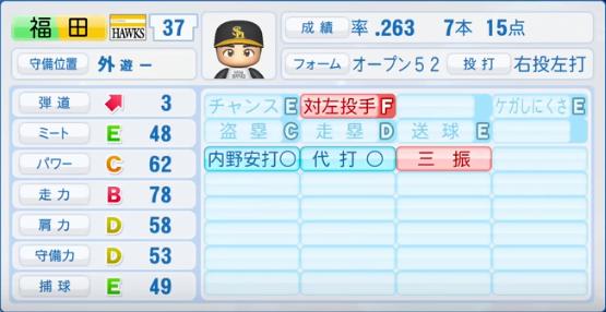 福田_ホークス_2019-4-23